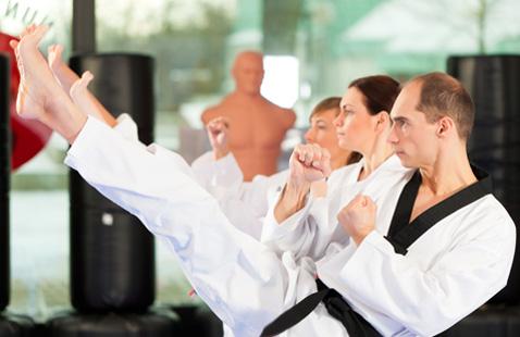 Fit624 Bergamo Centro Fitness Icona Corso Aikido