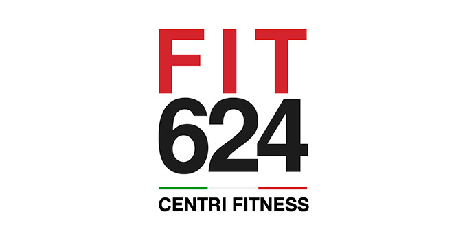 Fit624 Bergamo Centro Fitness Logotipo