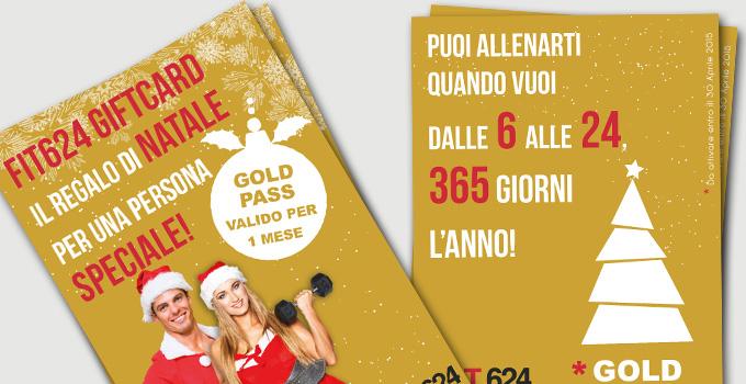 Regala Fitness Con Le Gift Card Di FIT624 Bergamo