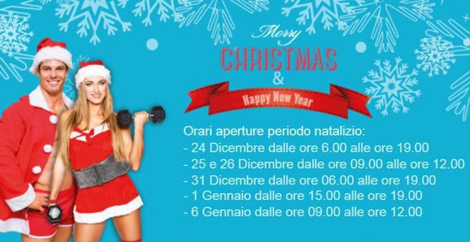 FIT624 Bergamo - Orari periodo natalizio