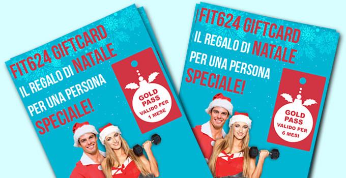 Le Gift Card Esclusive E Riservate Solo Ai Clienti Di FIT624