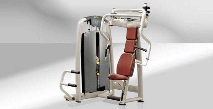 FIT624 Bergamo Attrezzo Chest Press2 Tecnogym