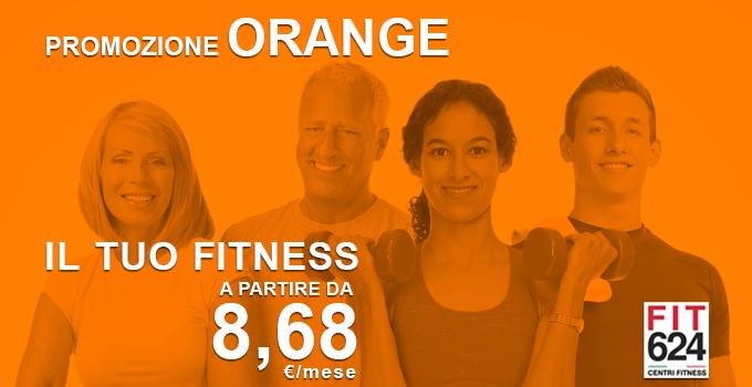 FIT624 Promozione Orange