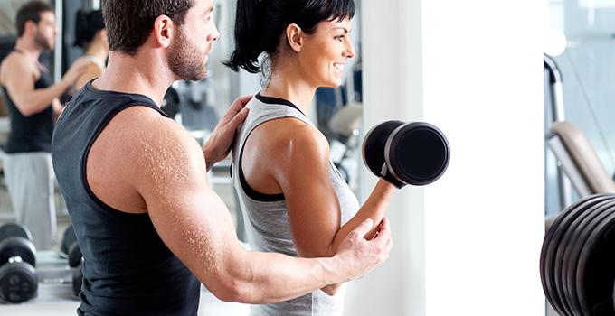 Fit624 Bergamo allenamento pesi per le donne