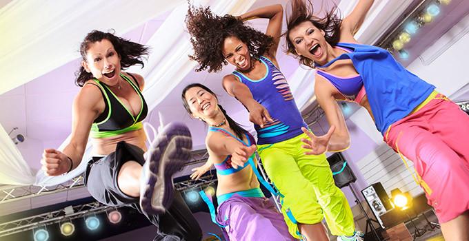 ZUMBA: Un Corso Di Danza  Fitness Divertente E Pieno Di Energia!