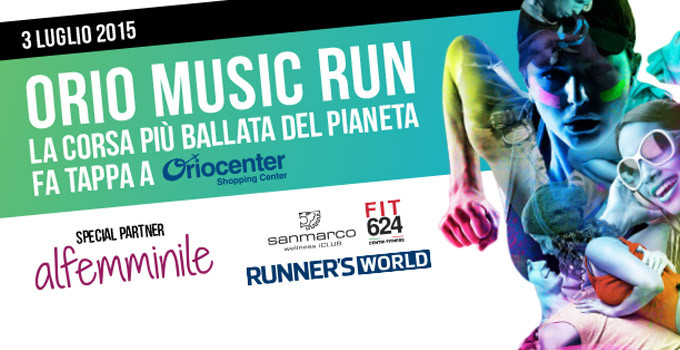 Iscriviti Alla Music Run Con FIT624 E Vivi Una Serata Unica!