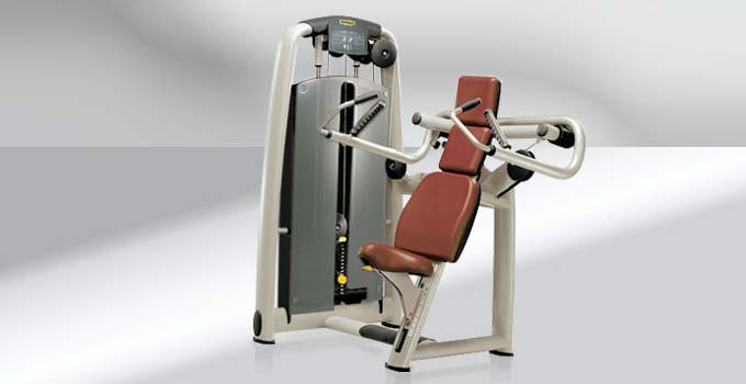 Allenati Con Shoulder Press Selection Di Technogym In FIT624