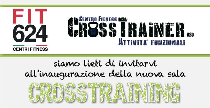 News Fit624 E Crosstrainer Organizzano Due Importanti Eventi