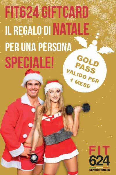 News FIT624 Bergamo regala Fitness con le Gift Card