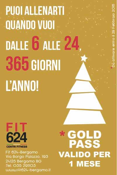 News FIT624 Bergamo regala Fitness con le Gift Card2