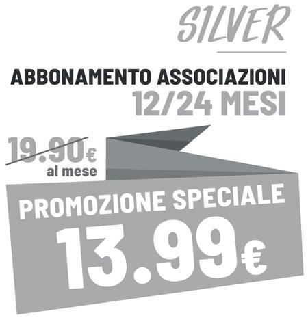 FIT624 Bergamo Promo Silver per le Associazioni