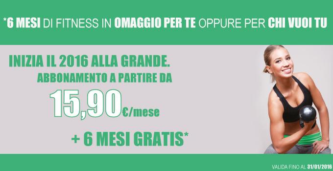 News FIT624 Bergamo Promozioni Gennaio 2016