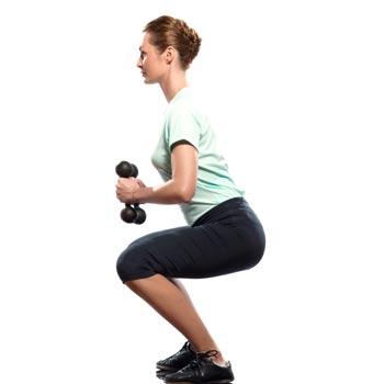 News FIT624 Bergamo allenamento gambe squat
