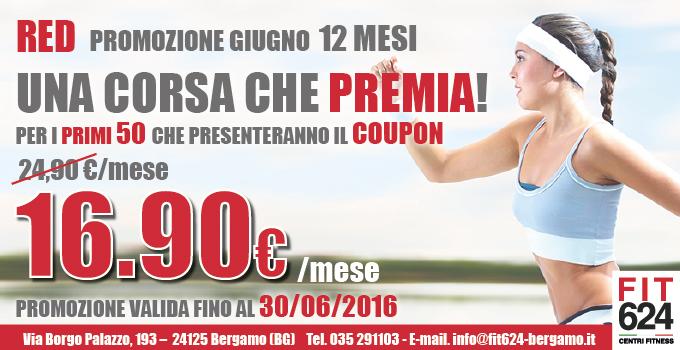 News FIT624-Bergamo-ABBONAMENTO-Promo-giugno-12-MESI-RED