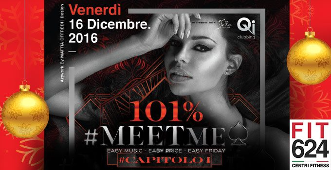 Partecipa Alla Festa Di Natale FIT624 Bergamo!