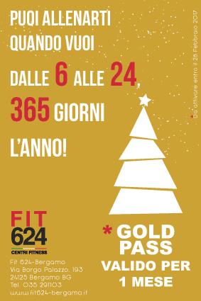 FIT624 Bergamo gift card regalo Natale 2106