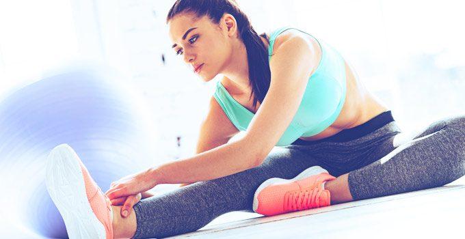 Lo Stretching Prima E Dopo L'allenamento In FIT624 Bergamo