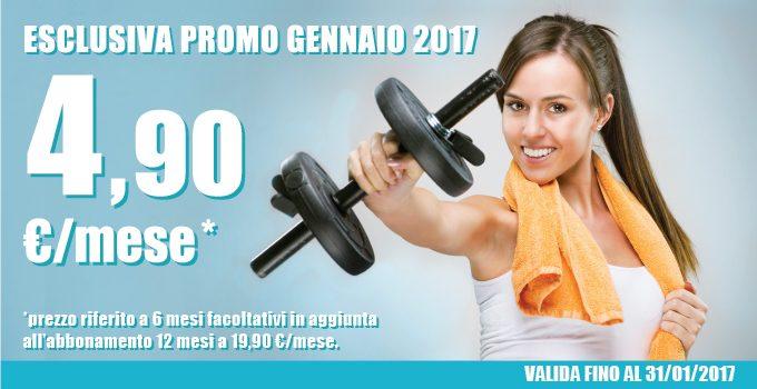 FIT624 Bergamo Esclusiva Promo Gennaio 2017 12 Mesi