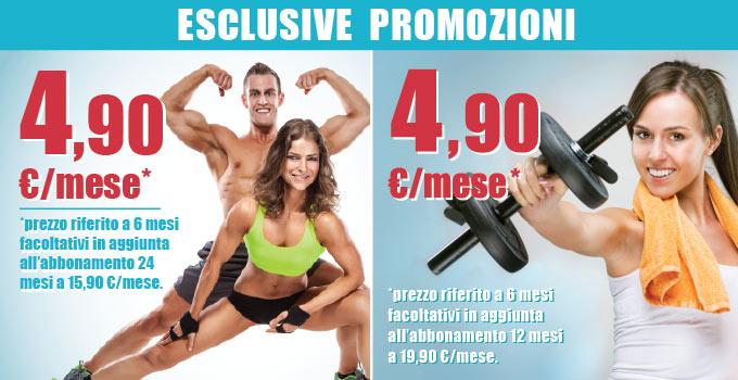 FIT624-Bergamo-Promo Eclusiva Per Allenarsi In Palestra
