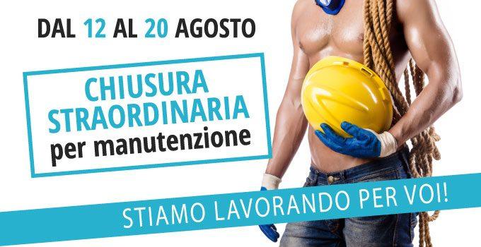 Dal 12 Al 20 Agosto FIT624 Bergamo Si Rifà Il Look!