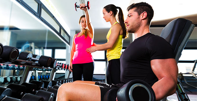 FIT624 BERGAMO consigli per iniziare gli allenamenti in palestra