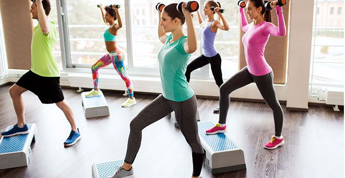 Allenati Con Il Corso Pump, Il Training Full Body Che Interessa Tutti I Gruppi Muscolari