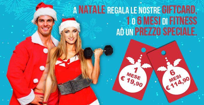 A Natale Regala Le Esclusive Gift Card Di FIT624 Bergamo!