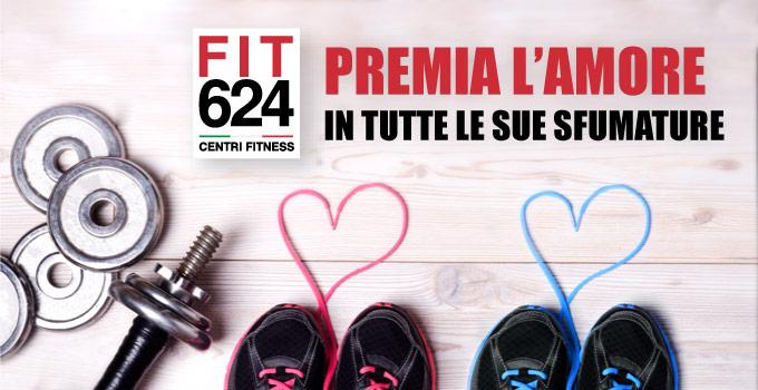 FIT624 Bergamo Borgo Palazzo: Promozione Coppia San Valentino