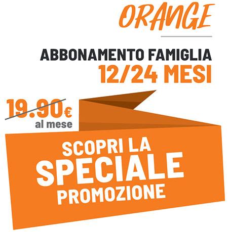 FIT624 Bergamo Promo Orange per le Famiglie