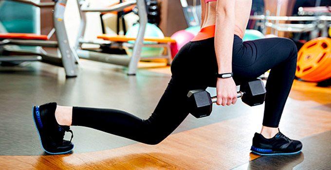 Allenamento Squat Per Gambe E Glutei Perfetti