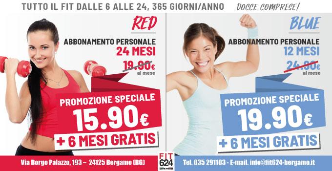 Approfitta Delle Imperdibili Promozioni Di Gennaio In FIT624 Bergamo