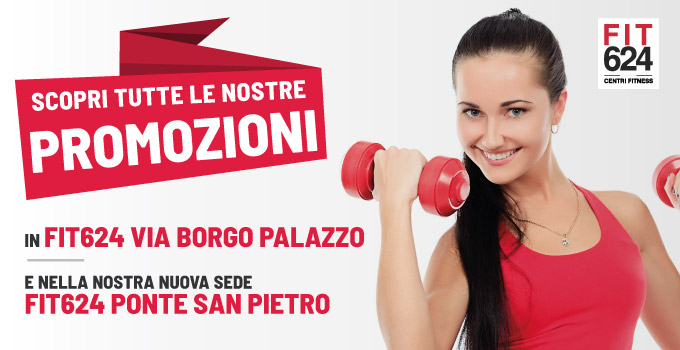 FIT624 Bergamo Promo Gennaio