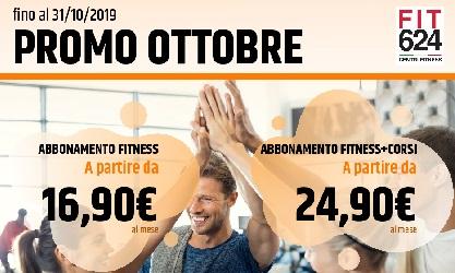 FIT624 Bergamo Promo Ottobre Slider