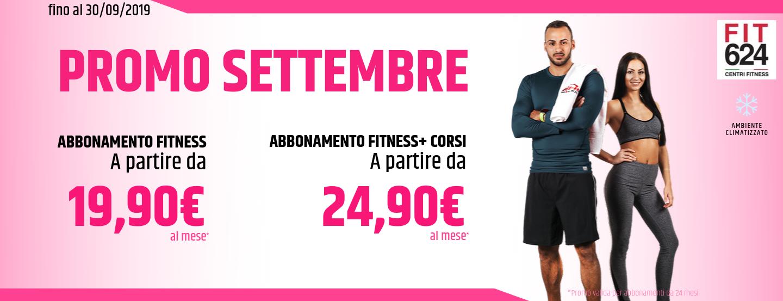 FIT624 Bergamo Promo Settembre 2019