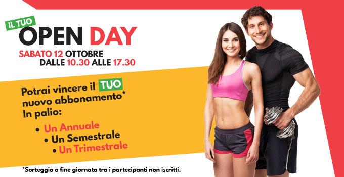 FIT624 Bergamo Borgo Palazzo Open Day Ottobre
