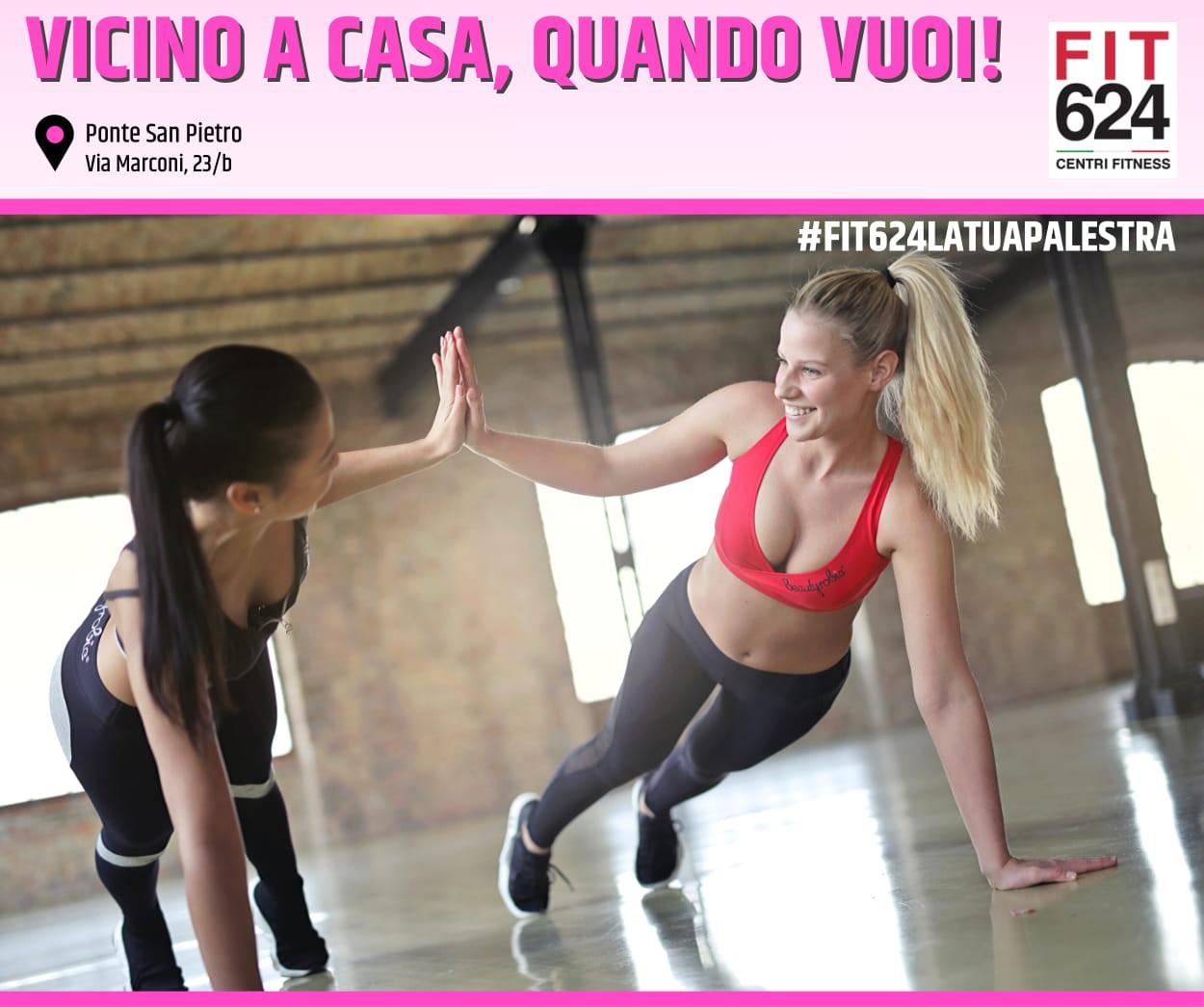 FIT624 Bergamo Promo Novembre 2019 Ponte San Pietro 2