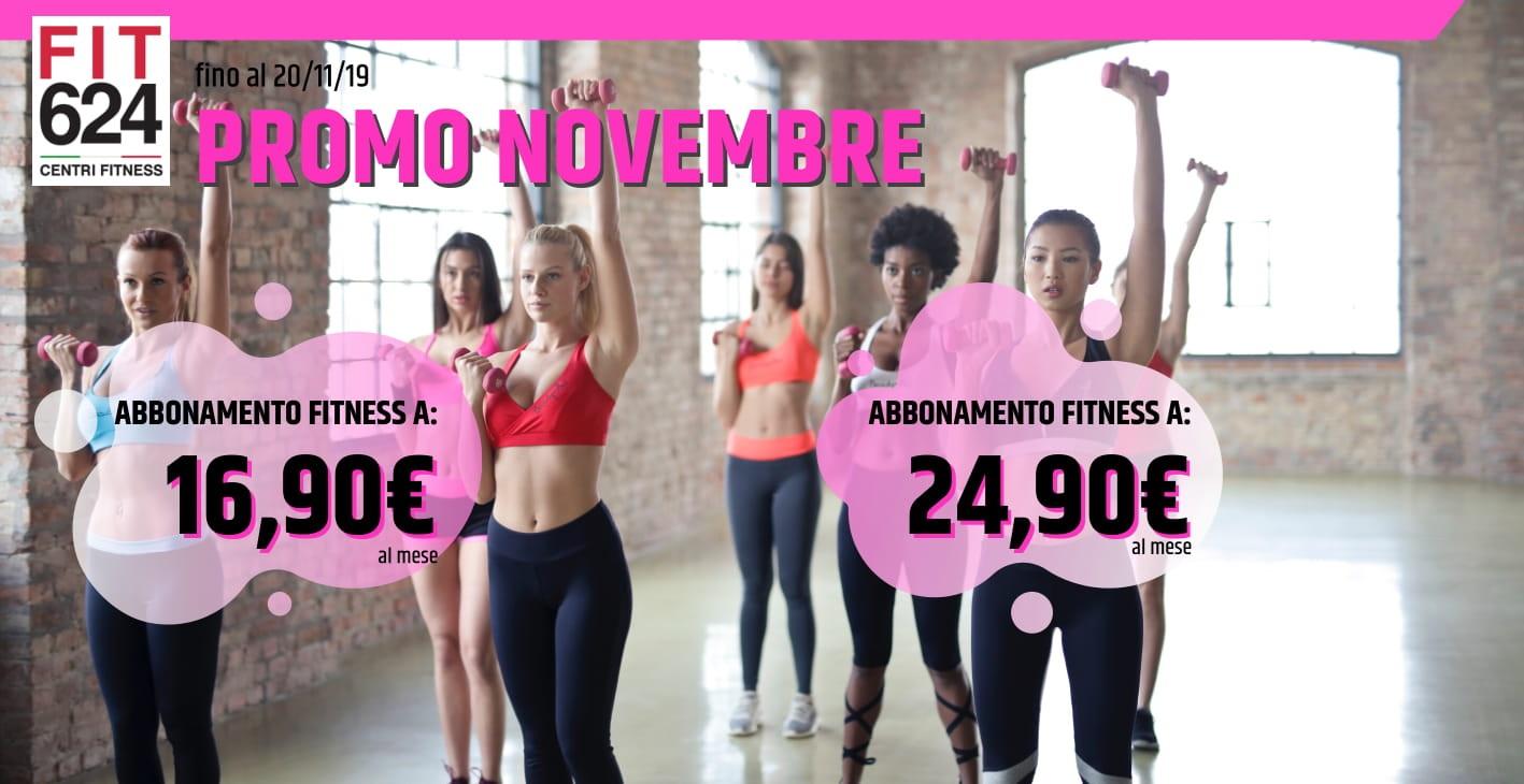 FIT624 Bergamo Promo Novembre 2019 slider