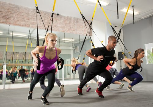 FIT624 Bergamo Corso Suspension Interval Training