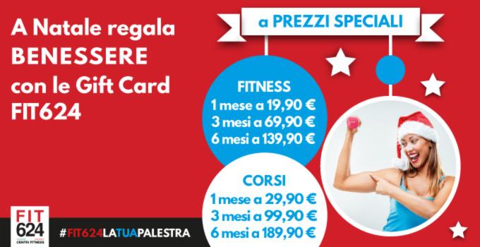 FIT624 Bergamo Gitf Card Natale 2019