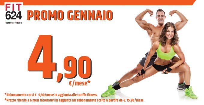 FIT624 Bergamo Promo Gennaio 2020 Slider
