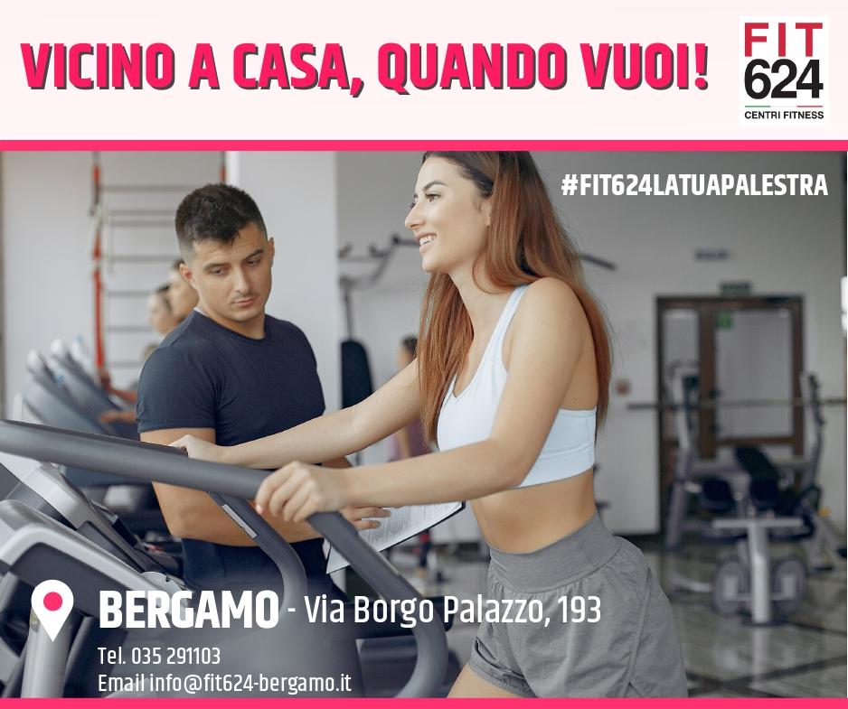 FIT624 Bergamo Borgo Palazzo Promo Febbraio 2020