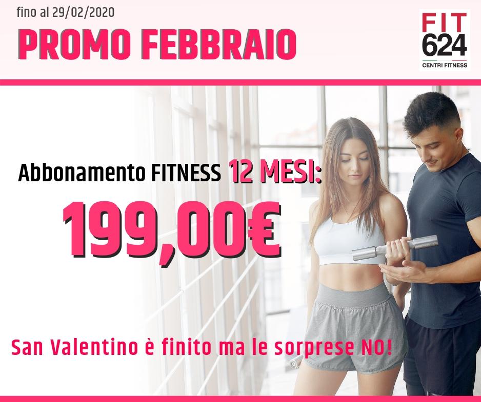 FIT624 Bergamo Promo Febbraio 2020