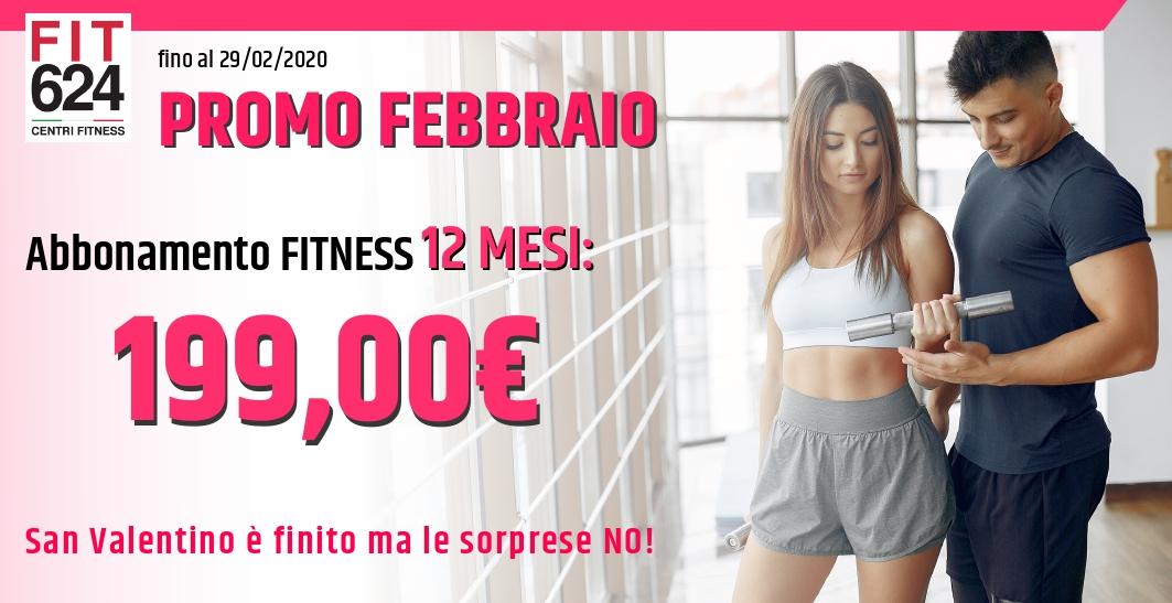 FIT624 Bergamo Promo Febbraio 2020 Post