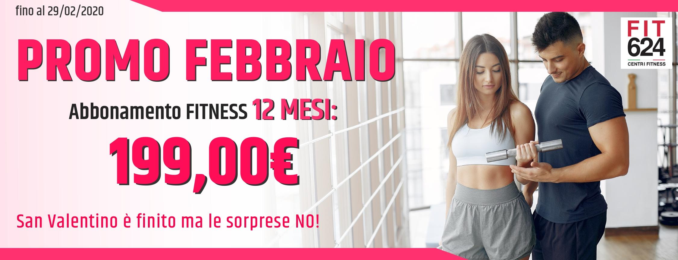 FIT624 Bergamo Promo Febbraio 2020 Prima