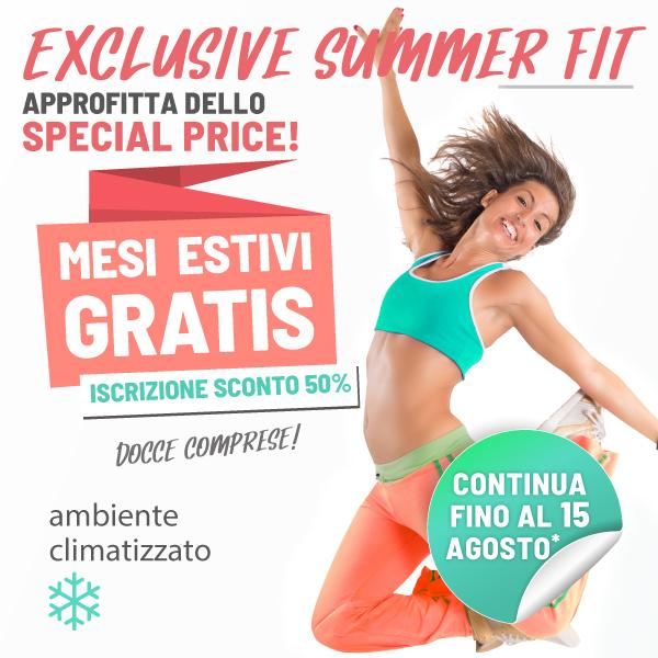 FIT624 Bergamo PROMO Summer Fit 12 mesi giugno