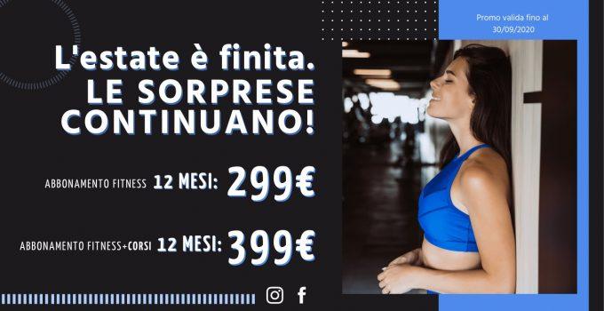 FIT624 Bergamo Promo Settembre 2020