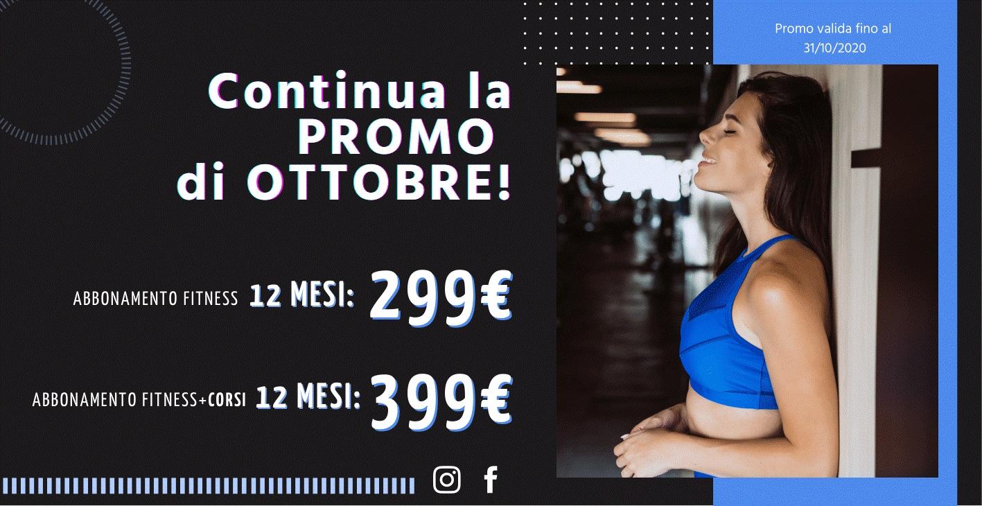 FIT624 Bergamo Promozione Ottobre 2020