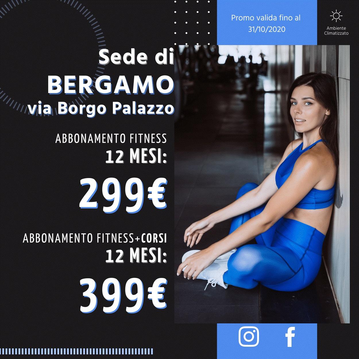 FIT624 Bergamo promo ottobre 2020 Borgo Mobile