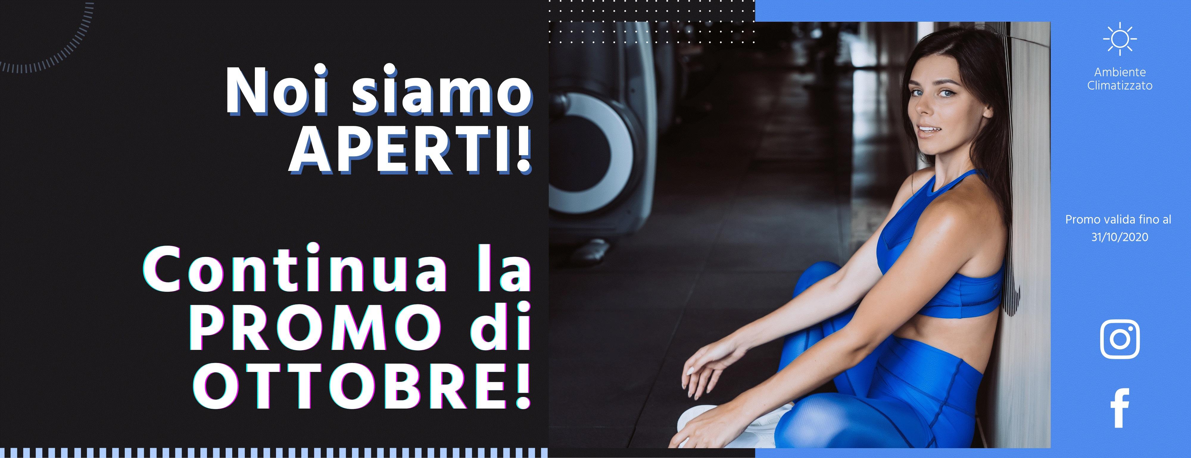 FIT624 Bergamo Promo Ottobre 2020