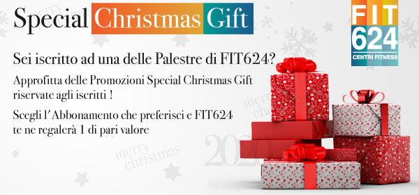FIT624 Bergamo Promo Special Christmas Gift Natale 2020 ISCRITTI